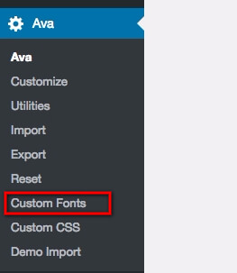how to add custom font to google docs